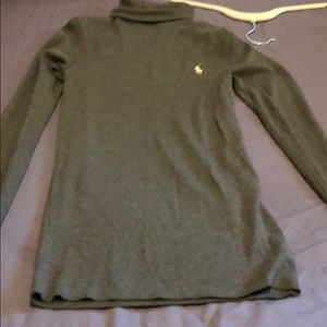 Ralph Lauren turtle neck light sweater